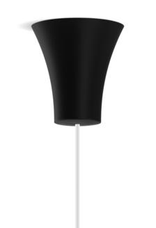 Dezall lamptops - Tjus svart matt
