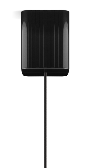 Dezall lamptops - Kub svart