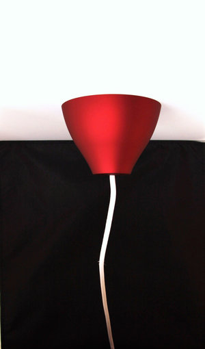 Dezall lamptops - Musica röd